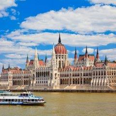 Отель Budapest City Central