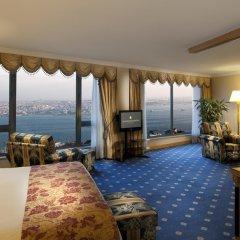 Отель InterContinental Istanbul комната для гостей фото 6