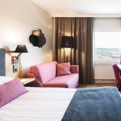 Отель Quality Hotel Panorama Швеция, Гётеборг - отзывы, цены и фото номеров - забронировать отель Quality Hotel Panorama онлайн комната для гостей фото 4