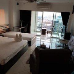 Отель Viewtalay 6 rental by owners Студия с различными типами кроватей фото 24