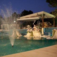 Отель Grand Hotel La Tonnara Италия, Амантея - отзывы, цены и фото номеров - забронировать отель Grand Hotel La Tonnara онлайн бассейн фото 3