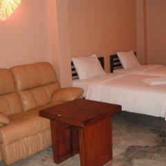 Отель Smile Buri House Бангкок комната для гостей