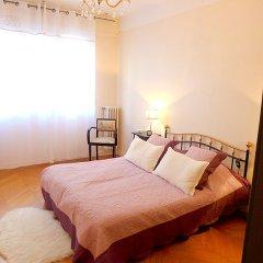 Отель Héraclès Франция, Ницца - отзывы, цены и фото номеров - забронировать отель Héraclès онлайн комната для гостей