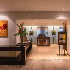 Boulevard Hotel Bangkok интерьер отеля фото 2