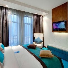 Radisson, Роза Хутор (Radisson Hotel, Rosa Khutor) 5* Люкс разные типы кроватей фото 5