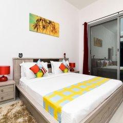 Апартаменты OYO 145 Home Marina View Apartment комната для гостей фото 4