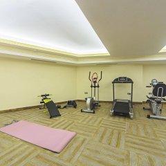 Отель Lausos Palace фитнесс-зал фото 3
