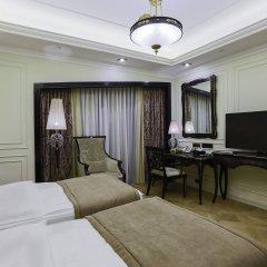 Отель Golden Palace Hotel Yerevan Армения, Ереван - отзывы, цены и фото номеров - забронировать отель Golden Palace Hotel Yerevan онлайн комната для гостей фото 2