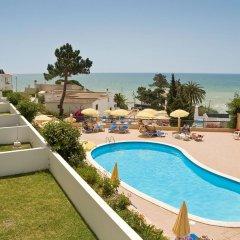Отель Apartamentos Do Parque Португалия, Албуфейра - отзывы, цены и фото номеров - забронировать отель Apartamentos Do Parque онлайн балкон