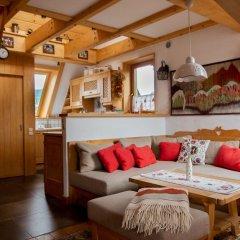 Отель InspiroApart Giewont Lux - Sauna i Basen Косцелиско комната для гостей фото 3