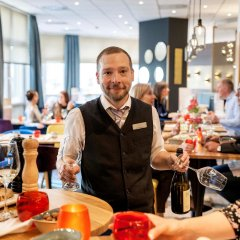 Mercure Hotel Hannover City питание