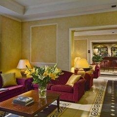 Отель Corona Ditalia Италия, Флоренция - 1 отзыв об отеле, цены и фото номеров - забронировать отель Corona Ditalia онлайн интерьер отеля фото 2
