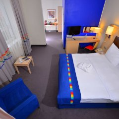 Гостиница Park Inn Казань комната для гостей фото 9