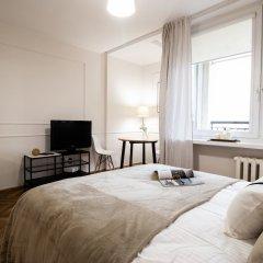 Отель Riverside Comfort Studio Польша, Варшава - отзывы, цены и фото номеров - забронировать отель Riverside Comfort Studio онлайн комната для гостей фото 3