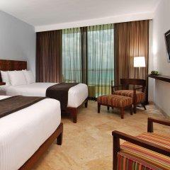Отель Reflect Krystal Grand Cancun Улучшенный номер с различными типами кроватей