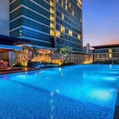 Отель Pullman Bangkok King Power бассейн фото 3