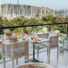 Marti Hemithea Hotel Турция, Кумлюбюк - отзывы, цены и фото номеров - забронировать отель Marti Hemithea Hotel онлайн балкон
