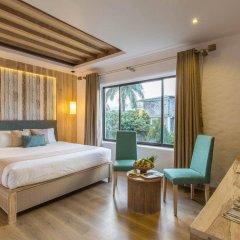 Отель Barahi Непал, Покхара - отзывы, цены и фото номеров - забронировать отель Barahi онлайн комната для гостей фото 5