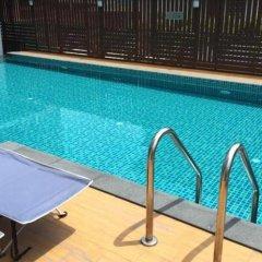 Praso @ Ratchada 12 Hotel бассейн