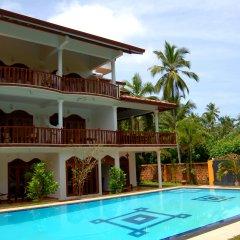Отель Panchi Villa бассейн