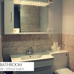 The Royal Alexandra Hotel ванная