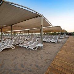 Sunmelia Beach Resort Hotel Сиде пляж фото 2