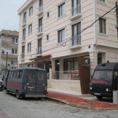 Akar Pension Турция, Канаккале - отзывы, цены и фото номеров - забронировать отель Akar Pension онлайн парковка