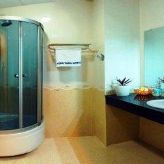 Отель Ngoc Thach Вьетнам, Нячанг - 1 отзыв об отеле, цены и фото номеров - забронировать отель Ngoc Thach онлайн ванная фото 2