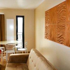 Отель Beau Sejour Appart City Centre Брюссель комната для гостей