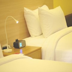 Отель Glow Central Pattaya Паттайя комната для гостей фото 7