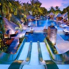 Отель Hard Rock Hotel Bali Индонезия, Бали - отзывы, цены и фото номеров - забронировать отель Hard Rock Hotel Bali онлайн бассейн