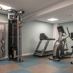 Kubic Athens Smart Hotel фитнесс-зал фото 2