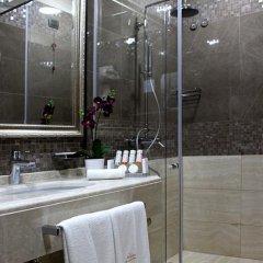 Отель Grand Hotel & Spa Tirana Албания, Тирана - отзывы, цены и фото номеров - забронировать отель Grand Hotel & Spa Tirana онлайн ванная фото 2