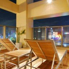 Отель Candeo Hakata Terrace Фукуока бассейн фото 2