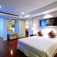 Отель Centre Point Silom 4* Стандартный номер фото 7