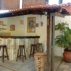 Отель Aguamarinha Pousada гостиничный бар