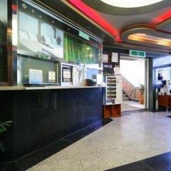 Отель Goodstay New Grand Hotel Южная Корея, Тэгу - отзывы, цены и фото номеров - забронировать отель Goodstay New Grand Hotel онлайн интерьер отеля фото 3