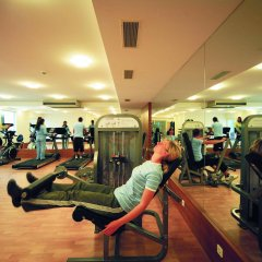 Seher Resort & Spa Турция, Сиде - отзывы, цены и фото номеров - забронировать отель Seher Resort & Spa - All Inclusive онлайн фитнесс-зал