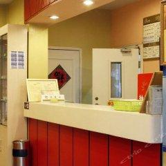 Отель Shindom Inn Beijing Xianmen Китай, Пекин - отзывы, цены и фото номеров - забронировать отель Shindom Inn Beijing Xianmen онлайн интерьер отеля