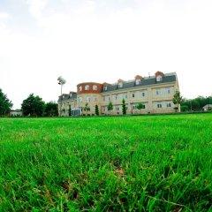 Отель Vilesh Palace Hotel Азербайджан, Масаллы - отзывы, цены и фото номеров - забронировать отель Vilesh Palace Hotel онлайн вид на фасад