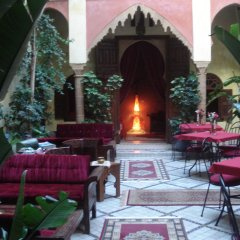 Отель Riad Marlinea питание фото 3