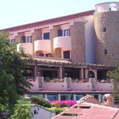 Отель Grand Hotel Smeraldo Beach Италия, Байя-Сардиния - 1 отзыв об отеле, цены и фото номеров - забронировать отель Grand Hotel Smeraldo Beach онлайн балкон