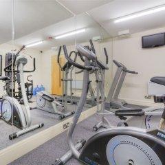 Отель Holyrood Aparthotel Эдинбург фитнесс-зал