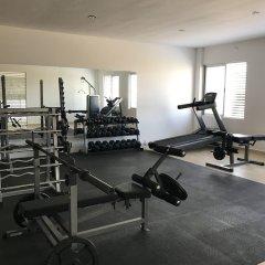 Отель Marina Platino Departamento De Lujo 2 Habitaciones. 6 Per. Масатлан фитнесс-зал