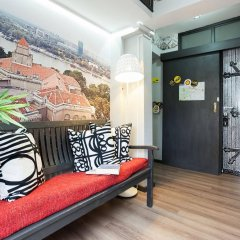 Hostel and Apartments 360º фитнесс-зал