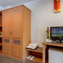 Bhukitta Hotel & Spa удобства в номере