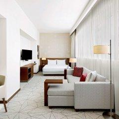 Отель Hyatt Place Dubai/Al Rigga Дубай комната для гостей