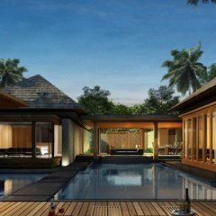 Hotel Indigo Bali Seminyak Beach бассейн фото 3