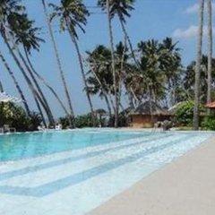 Отель Saffron Beach Шри-Ланка, Ваддува - отзывы, цены и фото номеров - забронировать отель Saffron Beach онлайн бассейн фото 2
