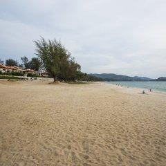 Отель Movenpick Resort Bangtao Beach Phuket пляж фото 2